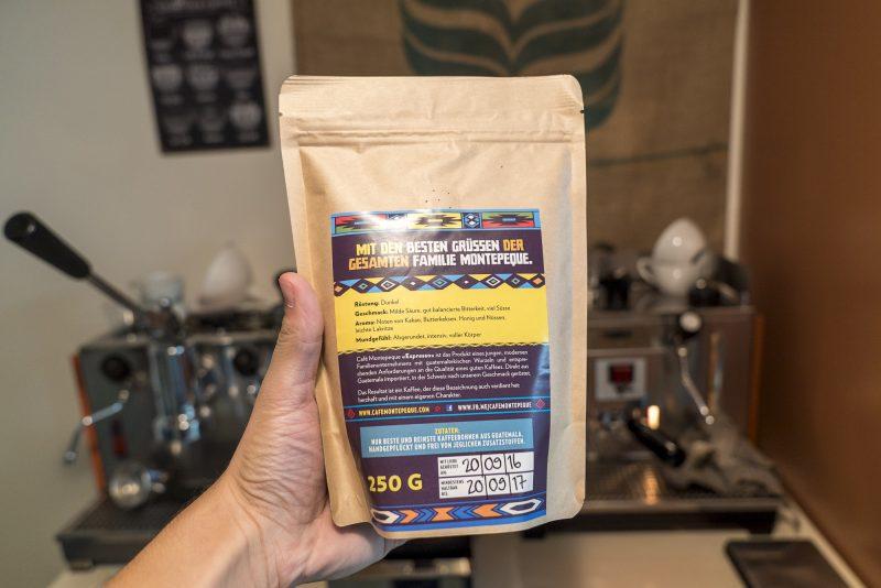 Espresso von Café Montepeque
