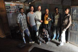 Adrianos in Äthiopien